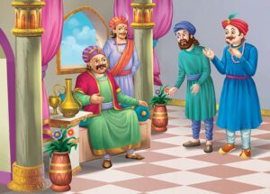who s the emperor short story akbar and birbal wtf detctive