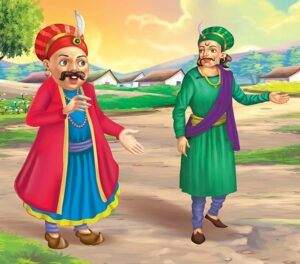 Shorten-the-road wtf detective short stories of birbal and akbar