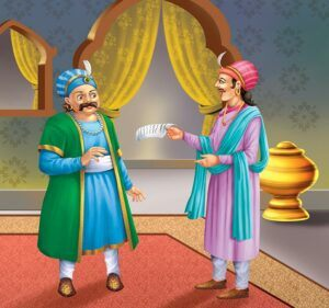 The-list-of-blinds akbar birbal storiies wtf detective