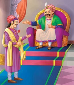 The-rooster-and-the-hens akbar birbal funny stories wtf detective