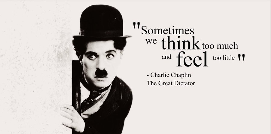 charlie chaplin sayings and quotes funny