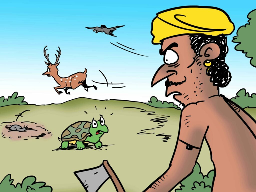 Indian funny folktales and short stories