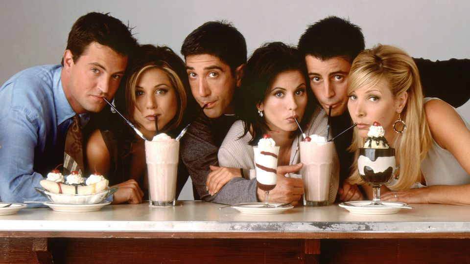 best quotes from friends tv show 2021