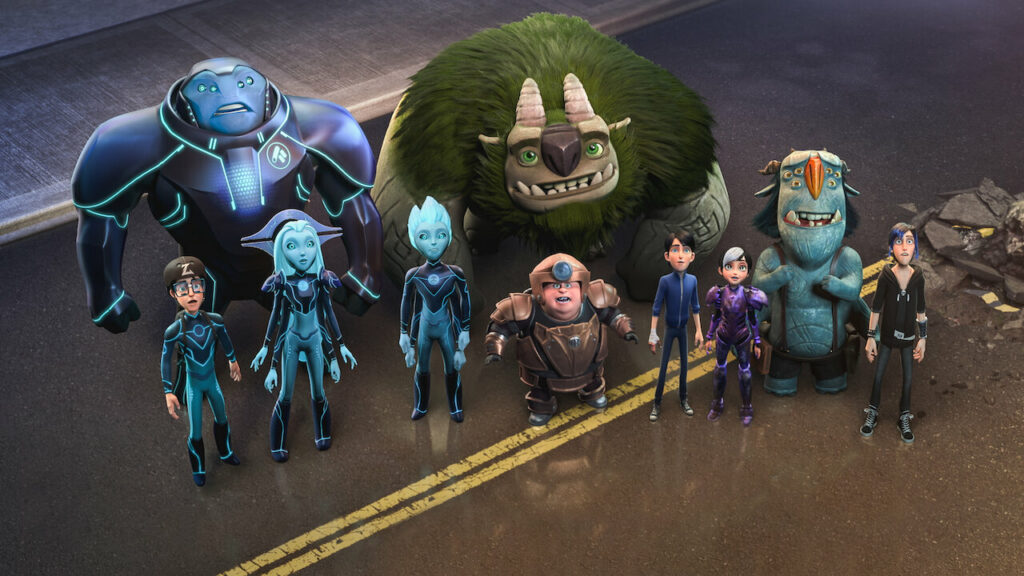 Trollhunters: Rise of the Titans English subtitles 2021 & Trollhunters Rise of the Titans movie eng subs SRT download